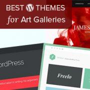 24 Best WordPress Themes for Art Gallery