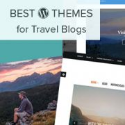 25 Best WordPress Themes for Travel Blogs (2019)