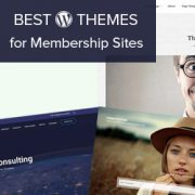 24 Best WordPress Themes for Membership Sites