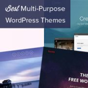 33 Best WordPress Multi-purpose Themes