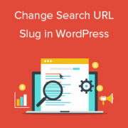 How to Change the Default Search URL Slug in WordPress