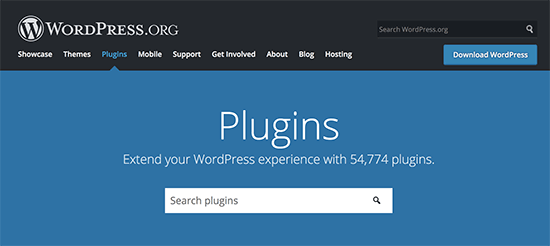 Plenty of free WordPress themes and plugins