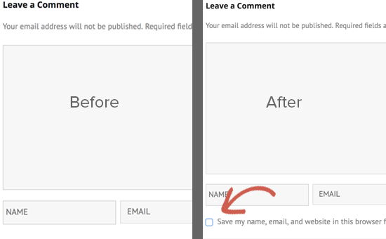 How to Add a GDPR Comment Privacy Opt-in Checkbox in WordPress
