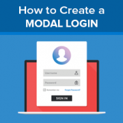 How to Create a WordPress Login Popup Modal (Step by Step)