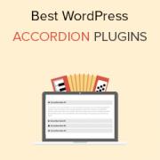 7 Best WordPress Accordion Plugins (2019)