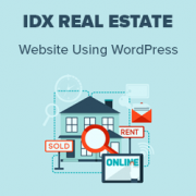 How to Create an IDX Real Estate Website using WordPress