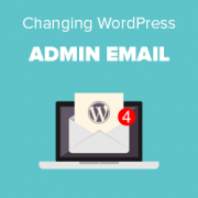How to Change the WordPress Admin Email (2 Methods)
