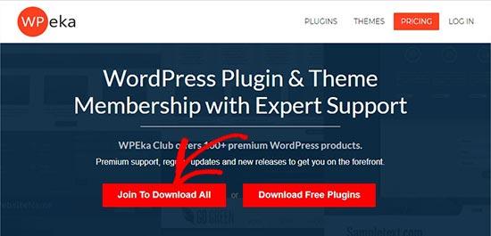 WPeka website
