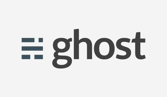Ghost Simple Blogging Platform