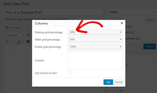 How to Add Multi-Column Content in WordPress (No HTML Required)
