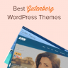 Best Gutenberg friendly WordPress themes
