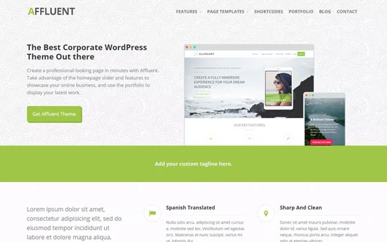 25 Best Free Wordpress Business Themes Of 2020 Expert Pick