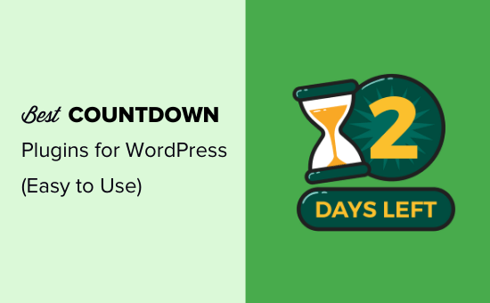 Best countdown plugins for WordPress