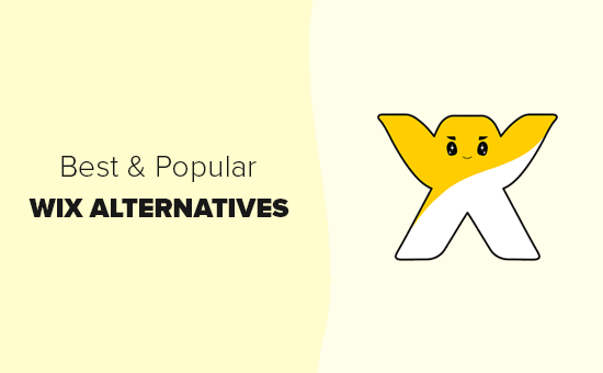 Best Wix Alternatives