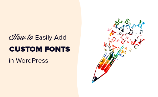 Adding custom fonts in WordPress