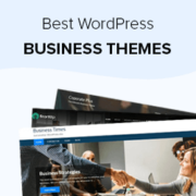 30+ Best WordPress Business Themes (2020)