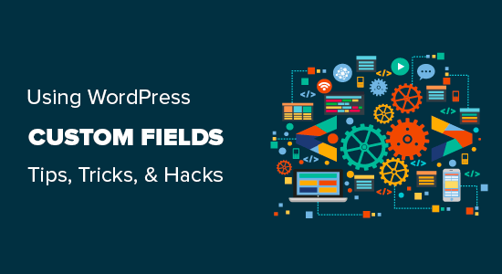 Mukautettujen kenttien käyttäminen WordPressissä käytännön esimerkkien avulla