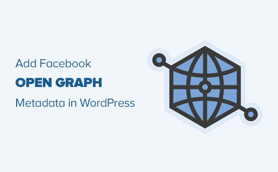 Add Facebook open graph meta data in any WordPress theme