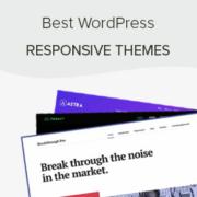 44 Best Responsive WordPress Themes (2020)