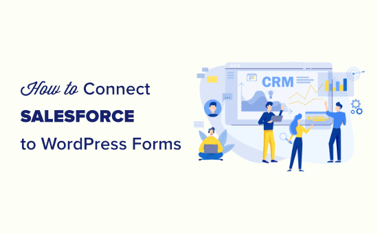 Connecting Salesforce to WordPress forms