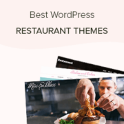 21 Best WordPress Restaurant Themes