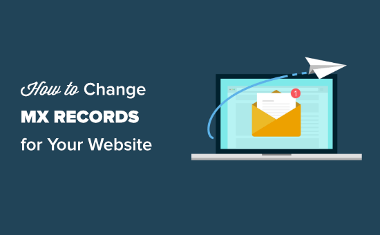 MX-records wijzigen voor uw WordPress-site