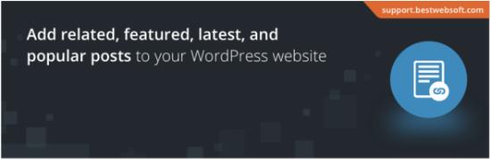 relevante beliebte Beiträge Plugin für WordPress