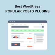 8 Best Popular Posts Plugins for WordPress (Compared)