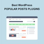 8 Best Popular Posts Plugins for WordPress (Compared)