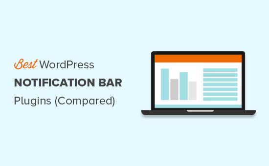 8 Melhores Plugins de Barra de Notificação para WordPress (Comparado) 13