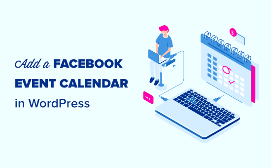 Adding a Facebook event calendar in WordPress